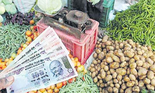 Inflation rises to 4.28% in February - Sakshi