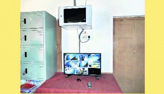 CC  Surveillance in Schools - Sakshi