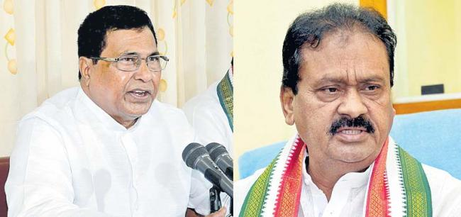Expelled Congress MLAs write letter to Telangana Assembly Speaker, demand video footage - Sakshi
