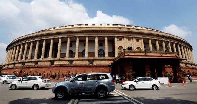 Lok Sabha Passes Budget Without Debate Even As Protests Continue - Sakshi