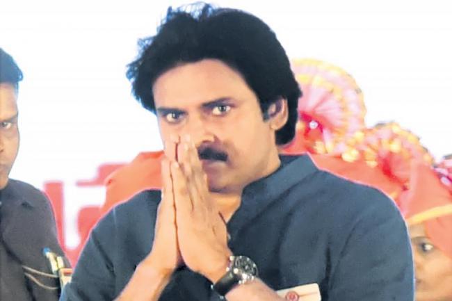 Janasana Party chief Pawan Kalyan fires on CM Chandrababu Govt - Sakshi