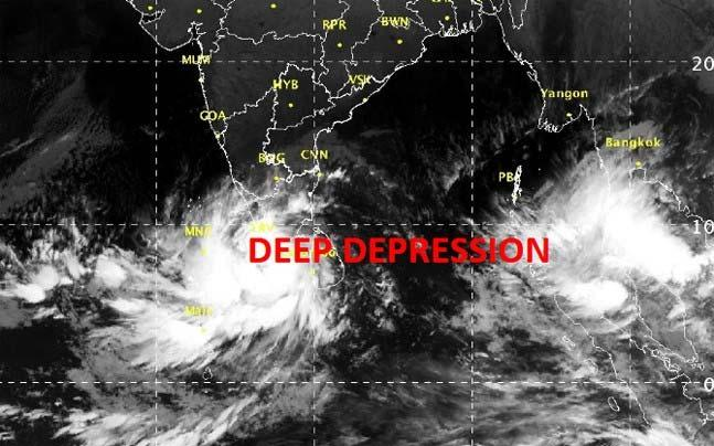 Heavy rains likely in Kerala, Lakshadweep - Sakshi