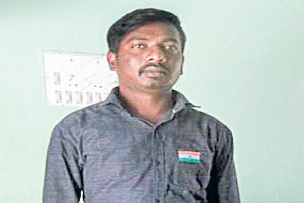 Revenue employee brutal murder - Sakshi