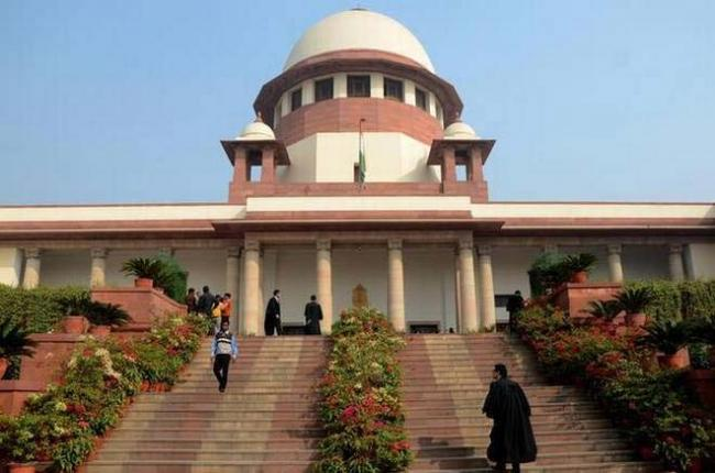 Activists can't intervene in Ayodhya case, rules Supreme Court - Sakshi