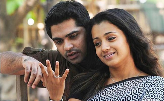 Simbu talk about him love rumor - Sakshi