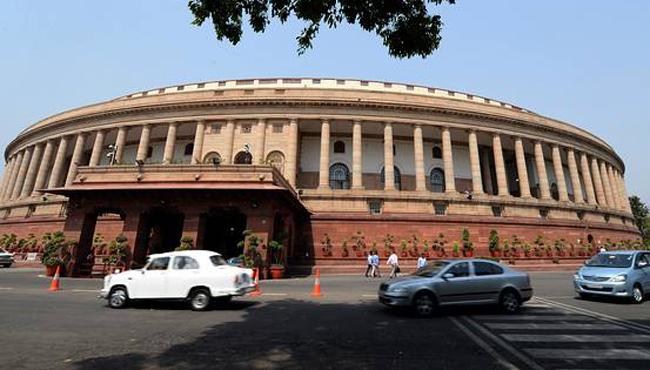 Two Sp, One Rjd mps Oath In Lok Sabha - Sakshi