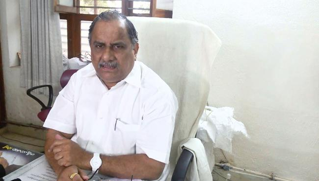 Mudragada Padmanabham writes Letter to Chandrababu - Sakshi