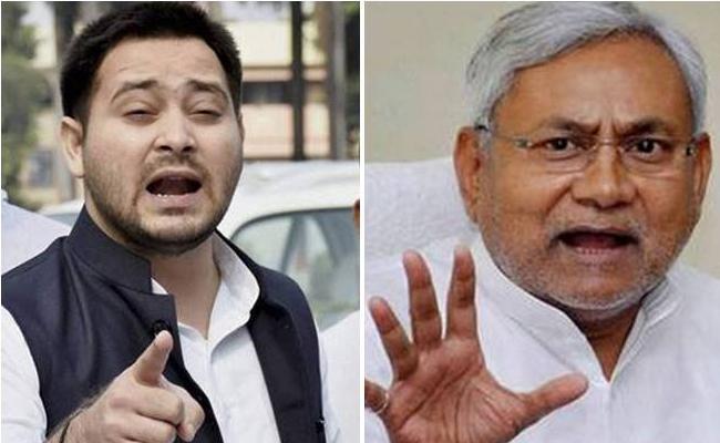 I Am 28 But We Won By Polls, Says Tejashwi Yadav - Sakshi