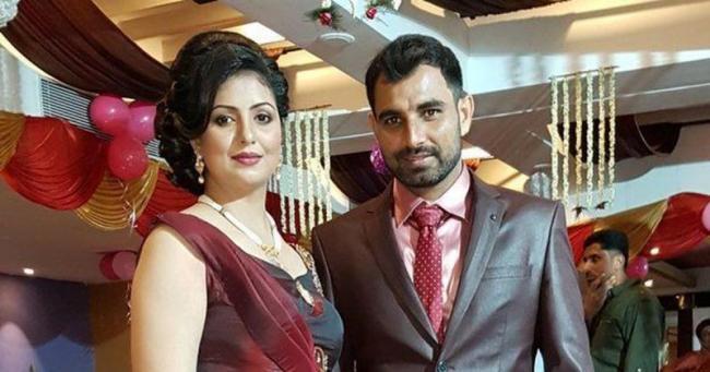 Mohammed Shami defends brother, quashes Hasin Jahans rape allegations - Sakshi