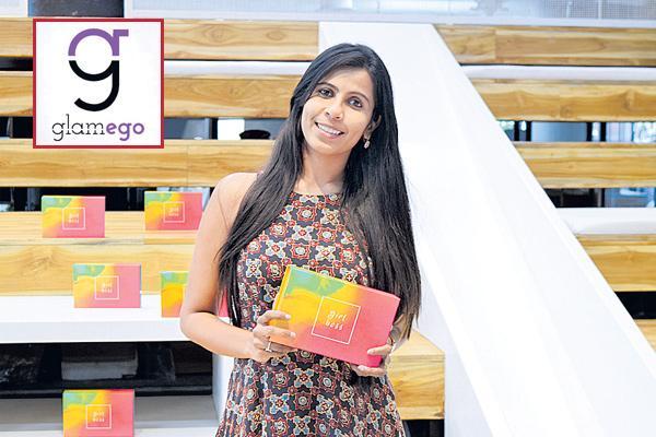 New startup glamego - Sakshi