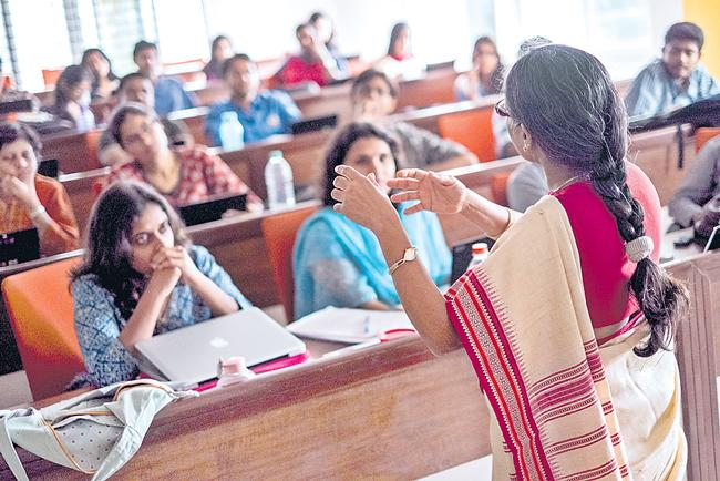 UGC Passed The Rules Over University Posts Filling - Sakshi