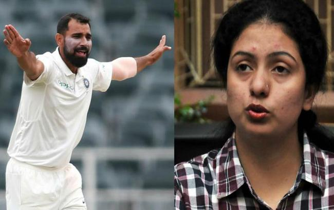 Hasin Jahan Back Step  In Husband Mohammed Shami Case - Sakshi
