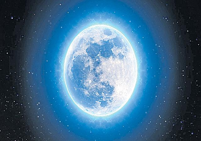 Scientists have discovered that the moon formed by the clouds from the rock - Sakshi