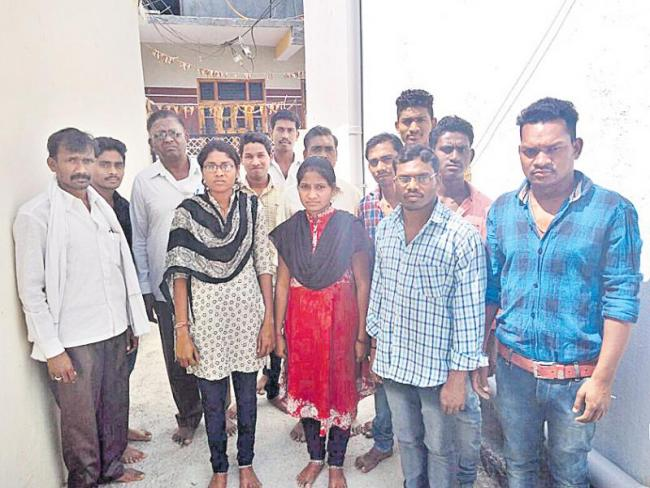 Thousands of families are worried in the joint Adilabad district - Sakshi