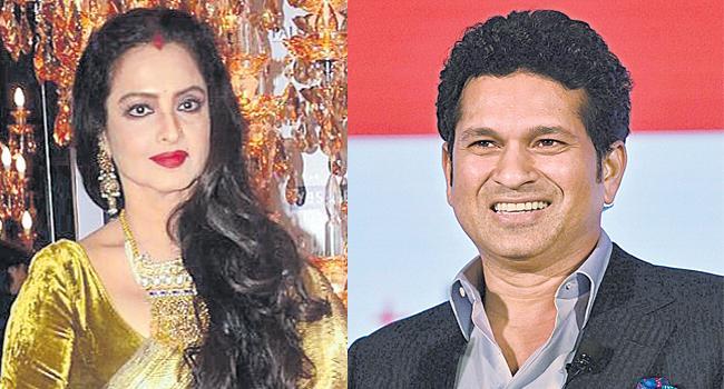 Sachin And Rekha Rajyasabha Report Cards Out - Sakshi
