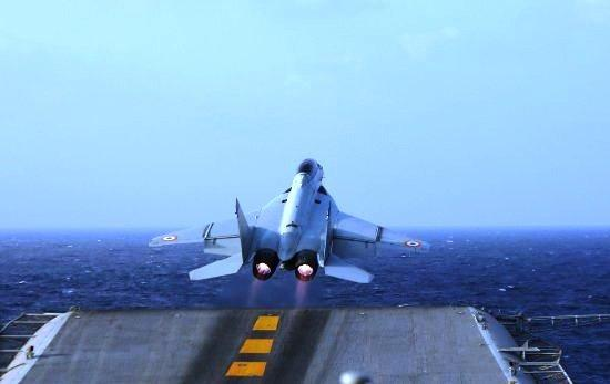 Indian Forces Excercises in Arabian Sea - Sakshi
