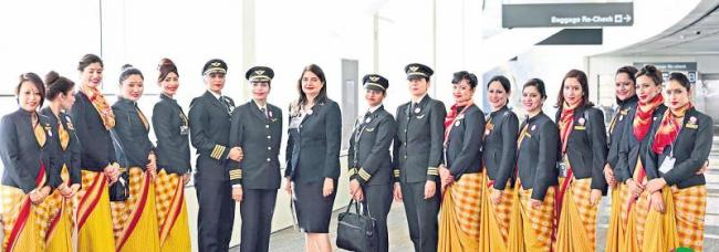 special story to women Aircraft drivers - Sakshi