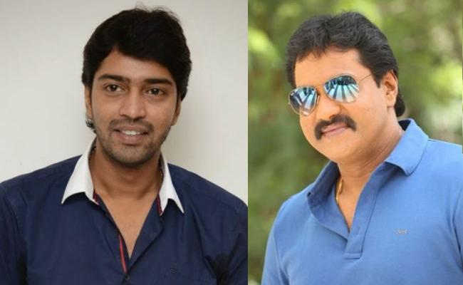 Allari Naresh and Sunil Movie Title Silly Fellows - Sakshi