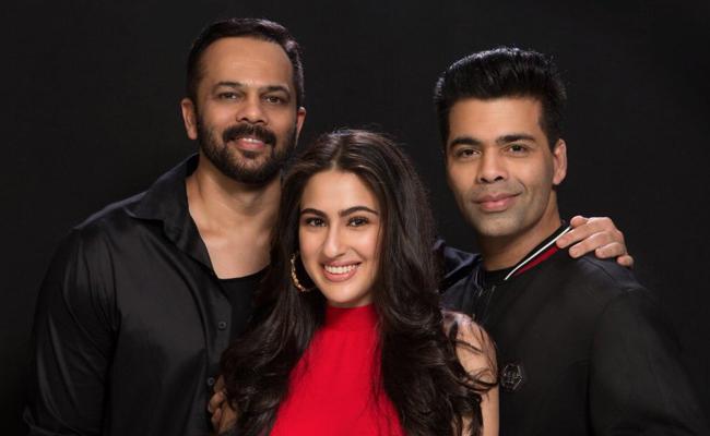 Sara Ali Khan In Temper Remake - Sakshi
