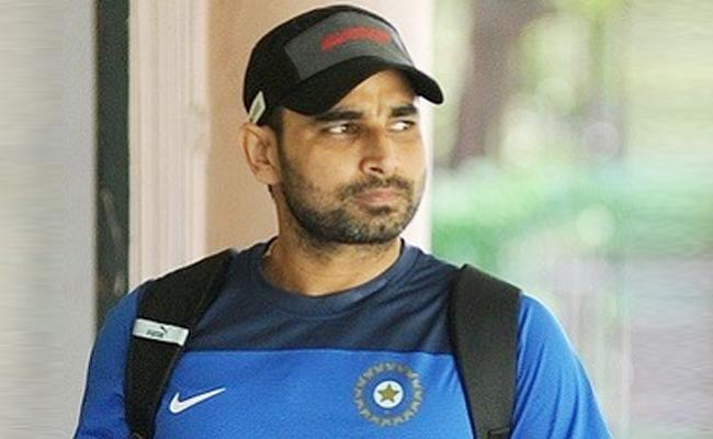 Mohammed Shami visited Dubai in February, BCCI tells police - Sakshi