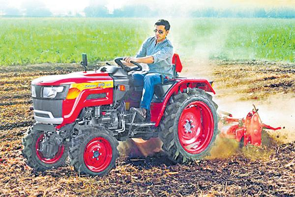 Young people do not have interest on agriculture - Sakshi