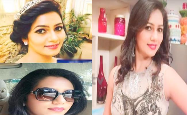 Mallywood Actress Chaitra Complaint On Her husband - Sakshi