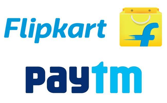 Indians Pefer Homegrown Firms Like Paytm, Flipkart - Sakshi