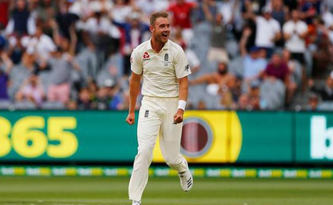 Stuart Broad Takes 400 Wickets In Test Cricket - Sakshi