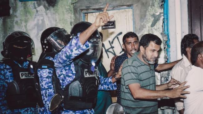 Maldives Lift State Of Emergencey - Sakshi