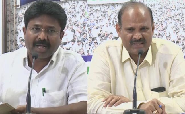 YSRCP Parthasarathy Slams AP CM On Special Status - Sakshi