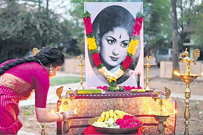 Mahanati, upcoming biopic on legendary south Indian actress Savitri biopic - Sakshi