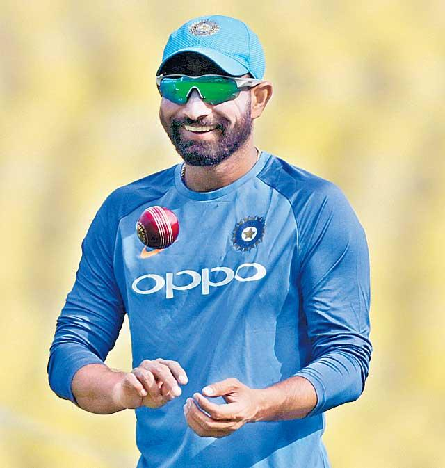 I was confident of proving my innocence: Mohammed Shami - Sakshi