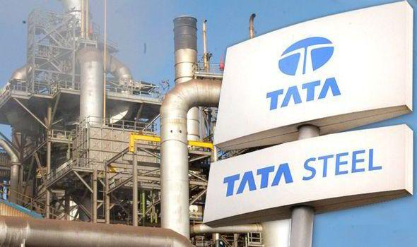 Tata Steel is picked as successful applicant to buy Bushan Steel - Sakshi