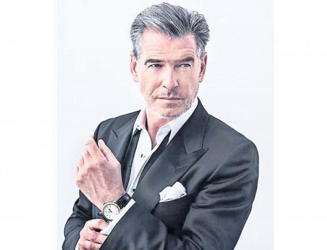 Pierce Brosnan says India mouth freshener brand 'cheated' him - Sakshi