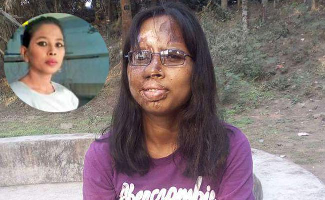 Kolkata Woman Fights For Four Years - Sakshi