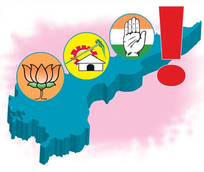 ABK Prasad Guest Column On Ap Politics And Special Status - Sakshi