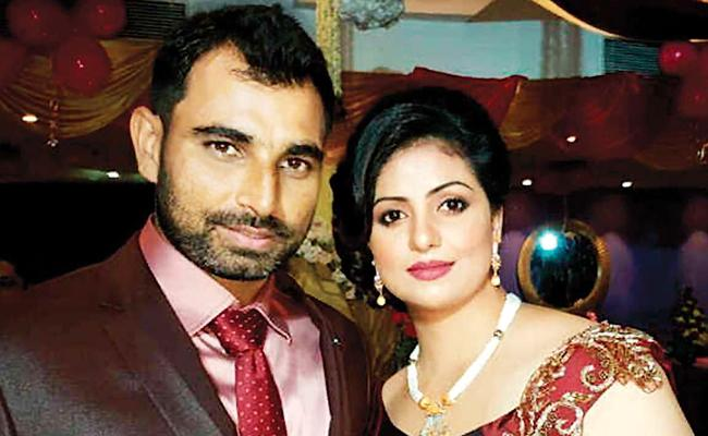 Hasin Jahan Claims Mohammed Shami Refused To Meet Her - Sakshi