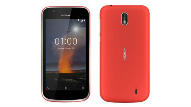 Nokia 1 Android Go Smartphone Launched in India, Price Is Rs. 5,499   - Sakshi