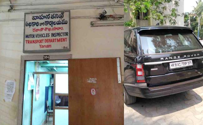 Curroption In Transport Departmrnt - Sakshi