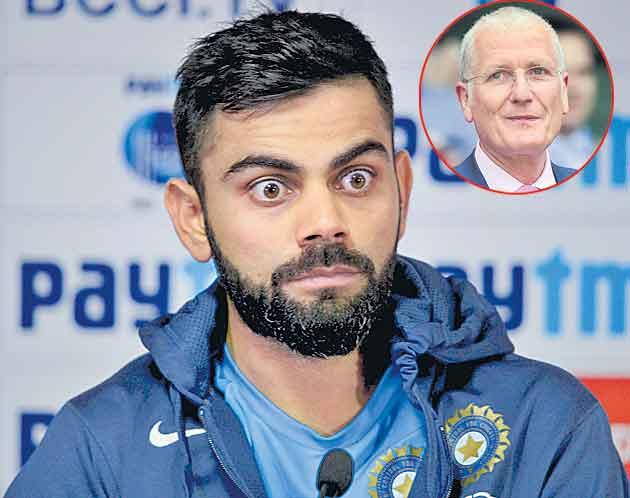 Virat Kohli shouldnt be allowed to play County cricket: Bob Willis - Sakshi