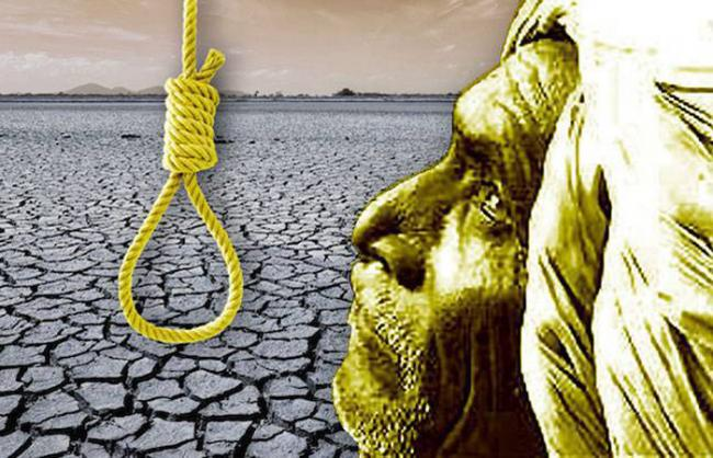 Two farmers suicides with debt issue - Sakshi