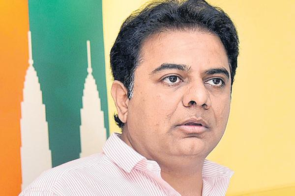 Ktr about Handloom workers - Sakshi