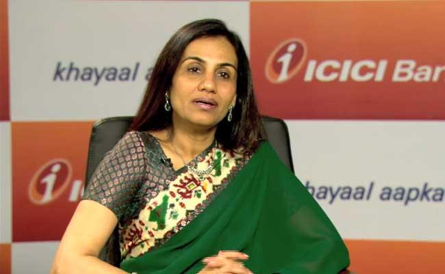 ICICI Lent Videocon Rs. 3,250 Crore Involving Chanda Kochhar - Sakshi