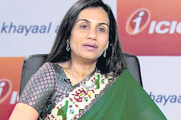 ICICI board backs Chanda Kochhar amidst questions over Videocon - Sakshi