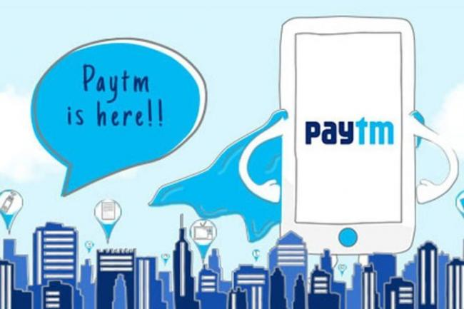 Paytm Offers Non-KYC Users Option To Use Gift Vouchers - Sakshi