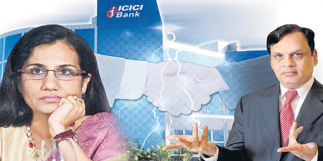 ICICI has denied any wrongdoing, clears Chanda Kochhar - Sakshi