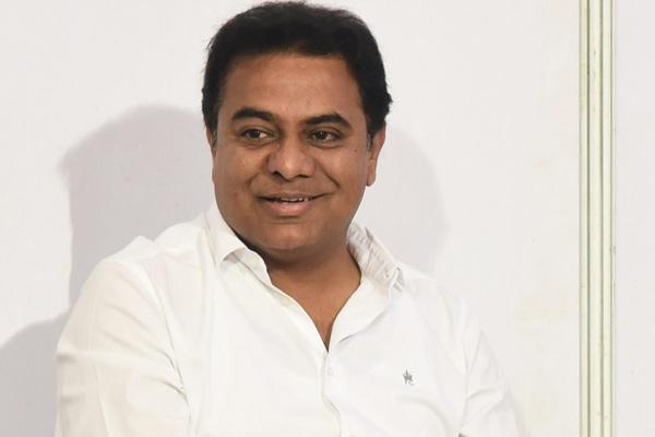 Ktr about Double bedroom house scheme - Sakshi