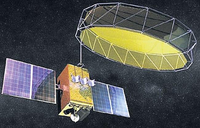 Gsat 6a Increased the orbit distance - Sakshi