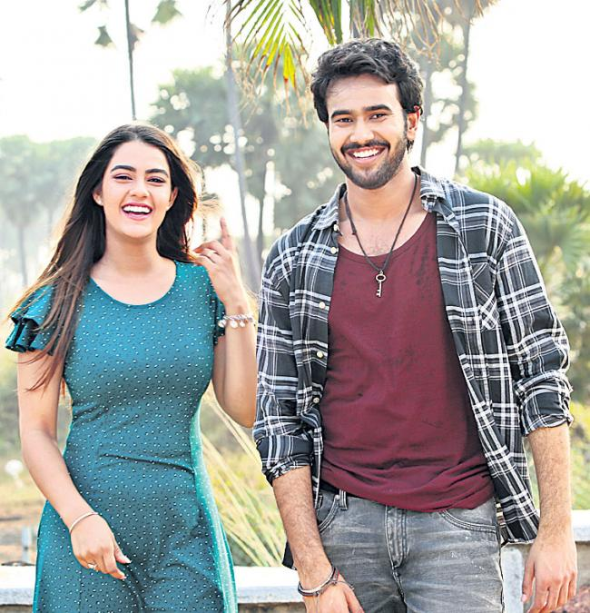 Fight master's son's film done with talkie part - Sakshi