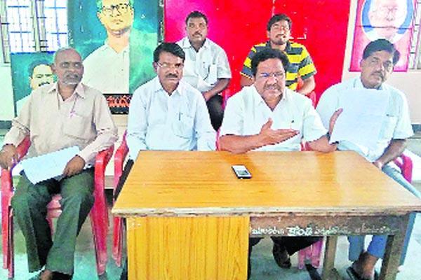 Eliminate errors in voters list - Sakshi